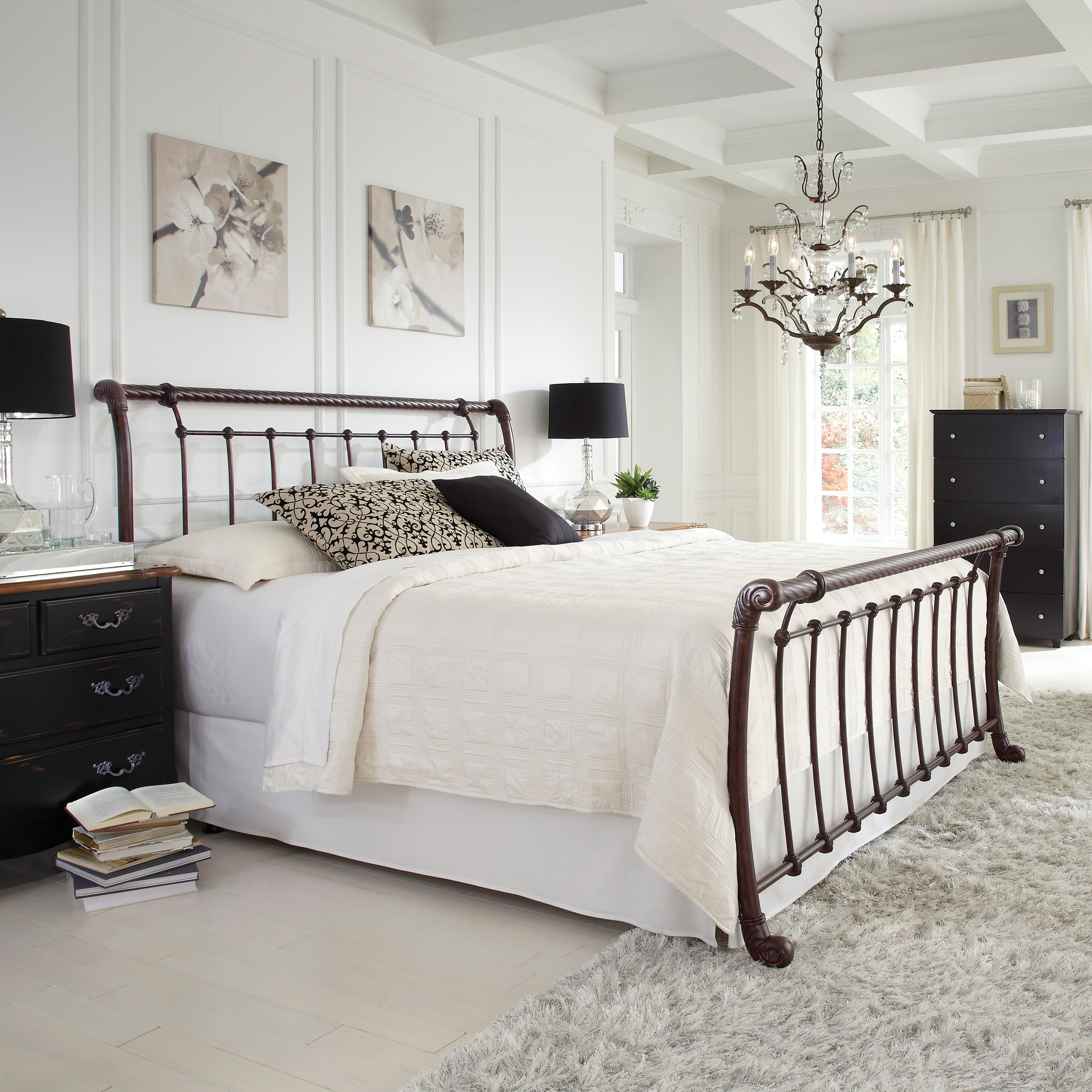 Fashion Bed Group Legion Sleigh Bed