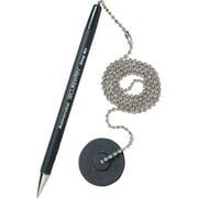 MMF, MMF28904, Secure-A-Pen Counter Pen, 1 Each