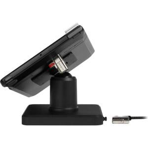 Kensington SecureBack Payments Enclosure and Stand for iPad Air/Air 2, Black