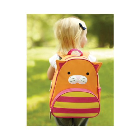 skip hop zoo little kid backpack cat walmart com