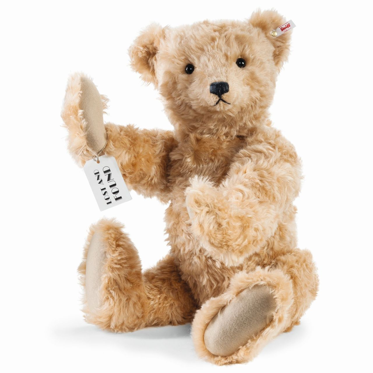 Steiff Lost And Found Teddy Bear Limited Edition EAN 682889 by
