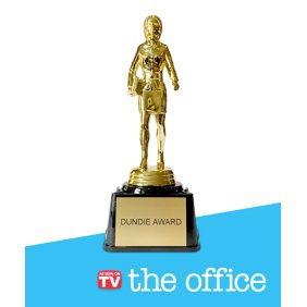 Dundie Award Trophy The Office Tv Show Michael Scott Dundee Dunder Mifflin Gift Walmart Com Walmart Com