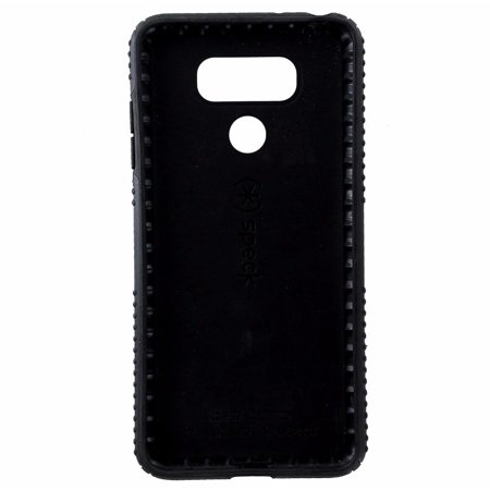 low priced 4ddc3 3d90e Speck Presidio Grip Series Hybrid Hardshell Case Cover for LG G6 - Black