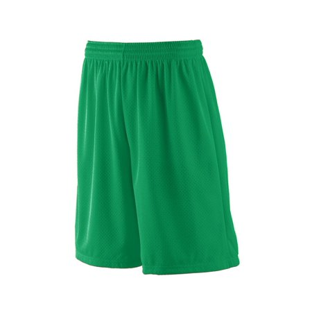 Augusta Sportswear Mesh Shorts - Augusta Sportswear 849 Athletic Wear Shorts Boys Long Tricot Mesh Short