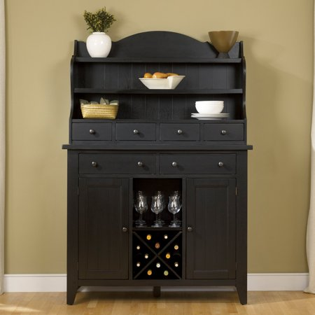 Liberty Furniture Industries Hearthstone Dining Server with Optional Hutch (Hutch And Server)