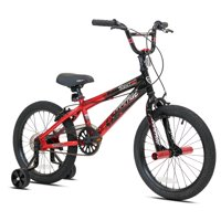 "Kent 18"" Rampage Boy's Bike, Red/Black"