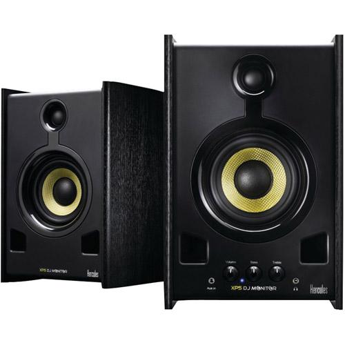Hercules XPS 2.0 60 DJ Monitor Speakers