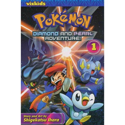 Pokemon Diamond and Pearl Adventure! 1
