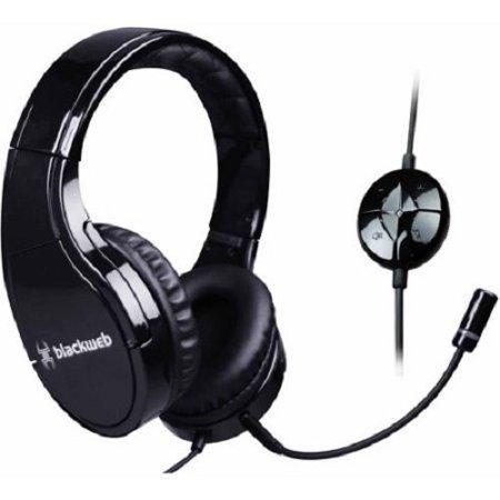 Blackweb,Electronics,Electronics Accessories,Gaming Headset,1-Pack