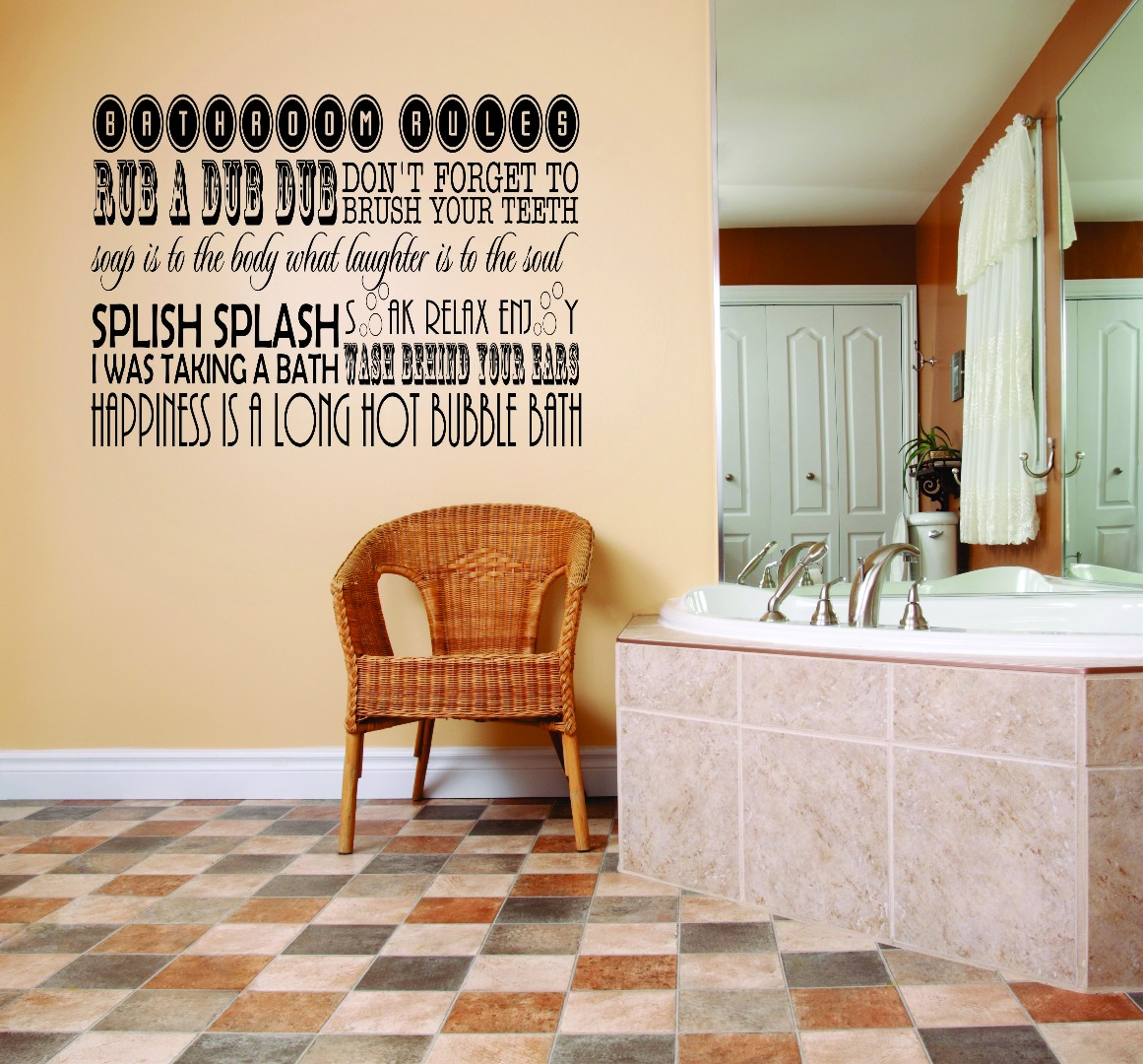 PERSONALIZED SPLISH SPLASH BATH TUB BATHROOM DOUBLE LIGHT SWITCH PLATE COVER