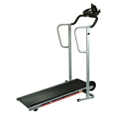 Phoenix 98510P Easy Up Manual Treadmill
