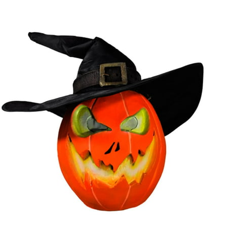 King Of Tokyo Pumpkin Jack Mask Adult Costume Accessory for $<!---->