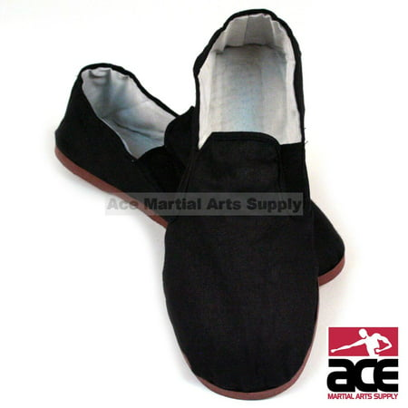 Kung Fu Shoes, Rubber Sole (Rubber Sole Kung Fu Shoes)
