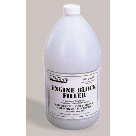 - Moroso Engine Block Filler 1 Gallon P/N 35571