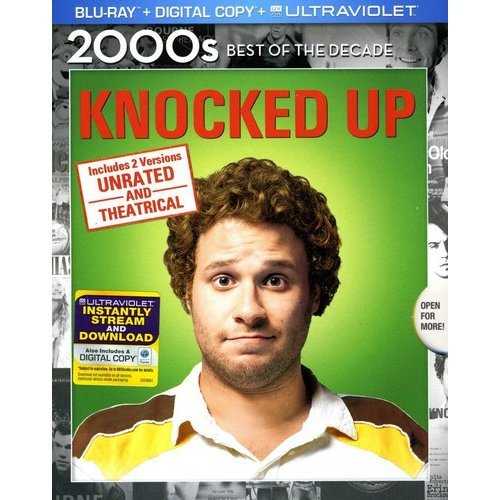 Knocked Up (2000s Best Of The Decade) (Blu-ray + Digital Copy + UltraViolet) (With INSTAWATCH)