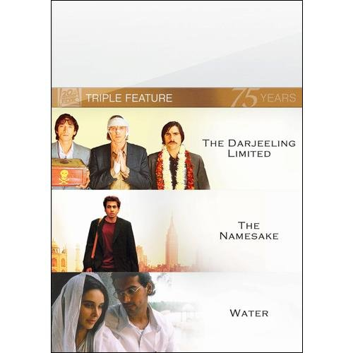 Darjeeling Limited / The Namesake / Water (Triple Feature) (Widescreen, LIMITED)