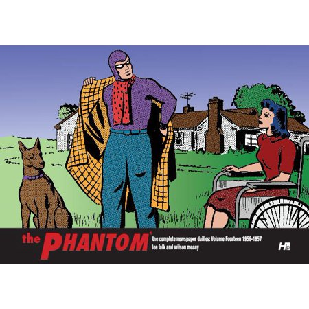 (The Phantom the Complete Newspaper Dailies by Lee Falk and Wilson McCoy: Volume Fourteen 1956-1957)