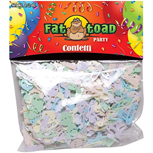 Axiom International Baby Symbols Confetti, 0.5-Ounce, 1-Pack Multi-Colored