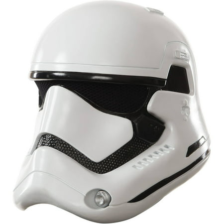 Star Wars: The Force Awakens Flametrooper Full Helmet For Men Halloween Accessory, One Size