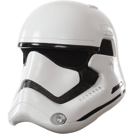 Star Wars: The Force Awakens Flametrooper Full Helmet For Men Halloween Accessory, One Size](Evening Star Cafe Halloween)