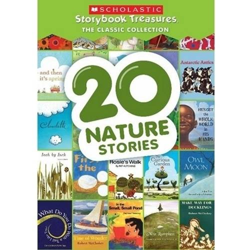 Scholastic Storybook Treasures: The Classic Collection - 20 Nature Stories (Full Frame)