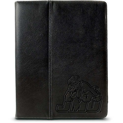Centon iPad Leather Folio Case James Madison University