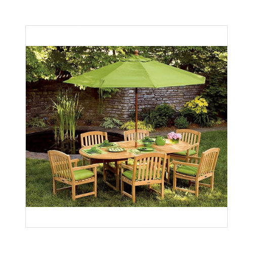 Bundle-36 Oxford Garden Chadwick Dining Set (7 Pieces)