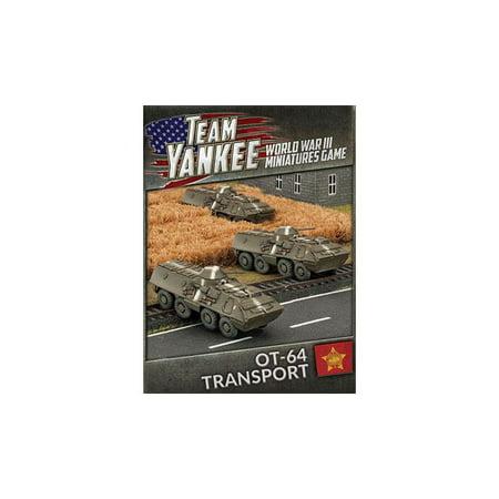 Team Yankee Czechoslovakian OT-64 Transport TWBX03