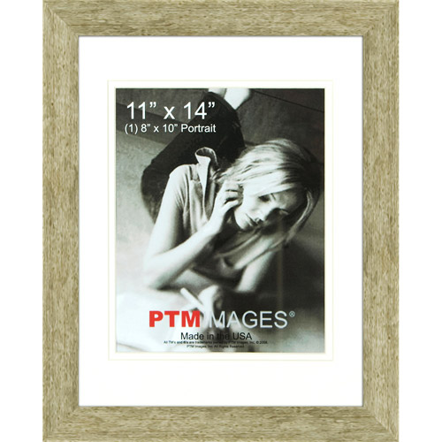 "Champagne 11"" x 14"" Photo Frame, Set of 2"