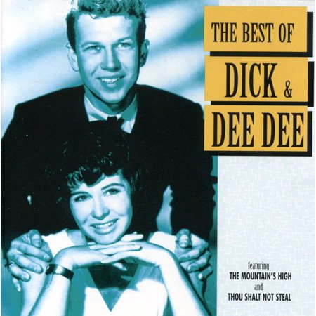 Dick & Dee Dee - Best of Dick & Dee Dee [CD]