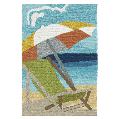 Kaleen Sea Isle Handmade Indoor / Outdoor Area Rug