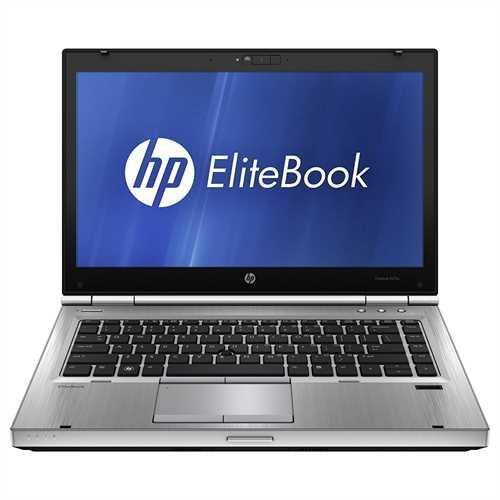 Refurbished HP Elitebook 8470p Laptop Intel Core i5-3210m 4GB 320GB 14in W7HP