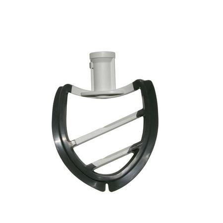 Image of POURfect Scrape-A-Bowl Flex Edge Beater fits 5.0qt Bowl Lift KitchenAid Stand Mixers - Imperial Grey