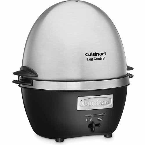 CuisinartWatt Egg Central Cooking System Black Stainless Walmart Com