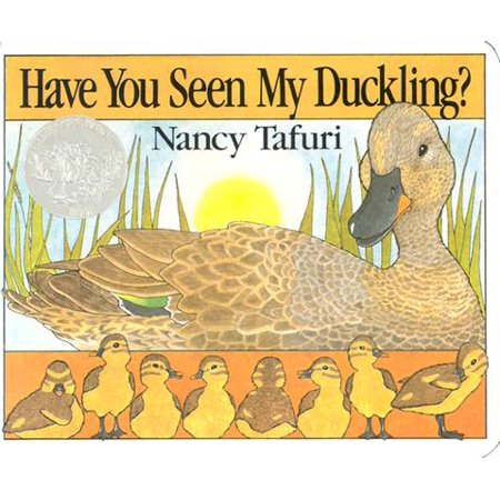 Have You Seen My Duckling (Board Book)