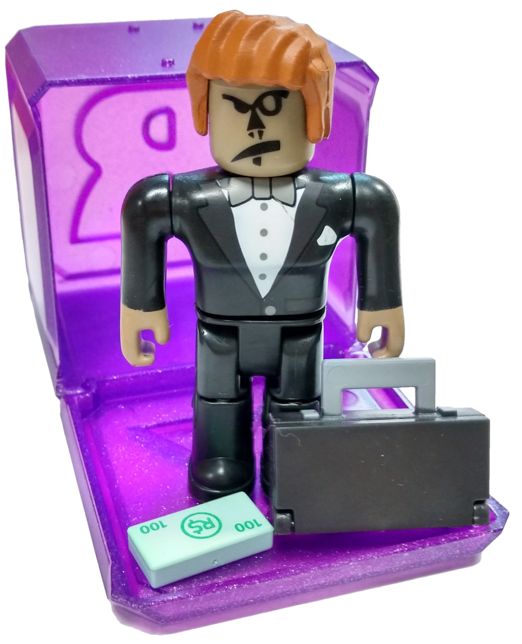 Roblox Celebrity Collection Series 3 10 Million Robux Man Mini