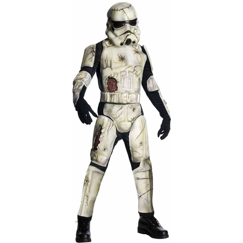 sc 1 st  Walmart & Star Wars Death Trooper Deluxe Adult Halloween Costume - Walmart.com