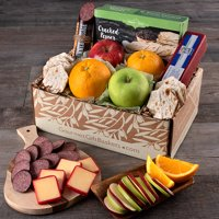 Get Well Gift Basket of Fruit