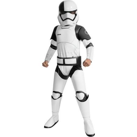 Star Wars Episode VIII - The Last Jedi Super Deluxe Child Executioner Trooper - Jedi Kid Costume