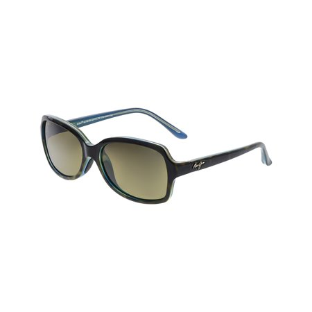 3f39bf4a38 ... 56 UPC 603429032494 product image for Maui Jim Women's Polarized Cloud  Break HS700-10P Brown Butterfly
