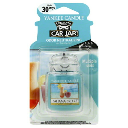 Yankee Candle 1220934 Bahama Breeze TM Car Jar R Ultimate
