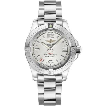 Breitling Colt Stainless Steel Chronometer Ladies Watch A7738811/G793