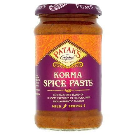 Patak's Korma Spice Paste 290g ()