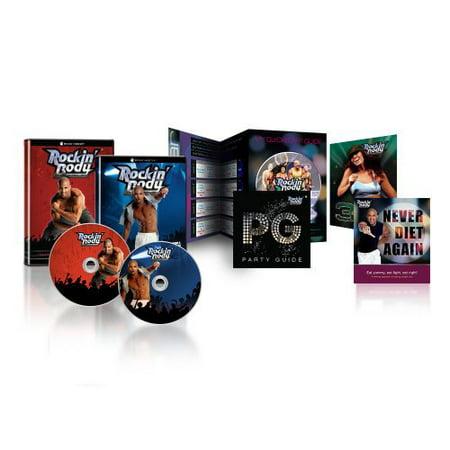 Shaun Ts Rockin Body Dvd Workout