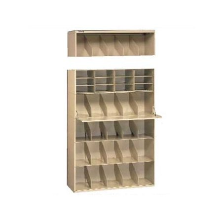 Tennsco Stackable Filing System Open Filing Unit Corp