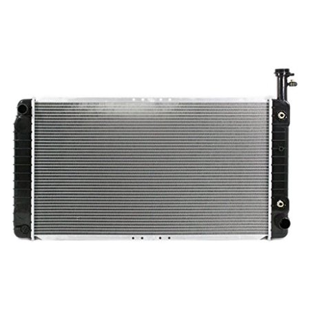 Radiator - Pacific Best Inc For/Fit 2792 04-14 Chevrolet Express Savana 8CY 5.3L w/QuickConnect w/o Engine Oil Cooler