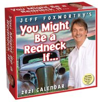 Jeff Foxworthy's You Might Be a Redneck If... 2021 Day-To-Day Calendar (Other)