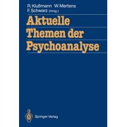 Aktuelle Themen Der Psychoanalyse (Paperback)