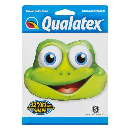 Qualatex Balloon Frog, 1.0 CT - Frog Pinata