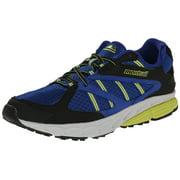 Montrail Men's Ferocity Protective Trail Running Shoe-Azul Chartreuse